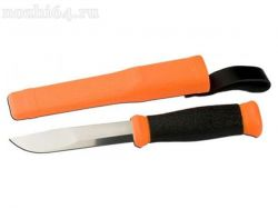 Нож Mora Outdoor 2000 Orange, 109 мм, Sandvic, 12057